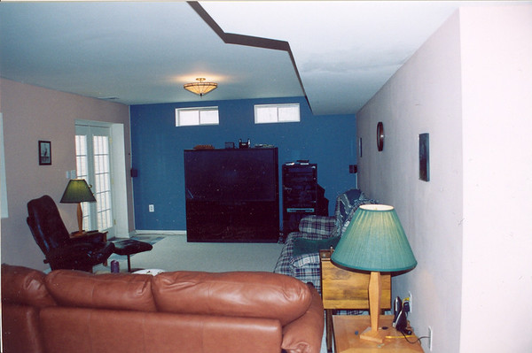 Mom and Dad's Place, Winter and Misc.: March 2003
