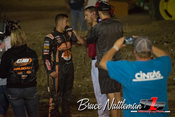 Rockford Speedway, WoO Sprints, June 29th, 2016