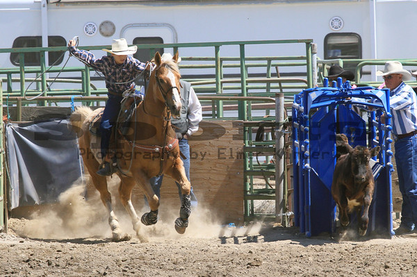 Arlington Jr Rodeo Sunday 05/27/2012 Boys BreakAway