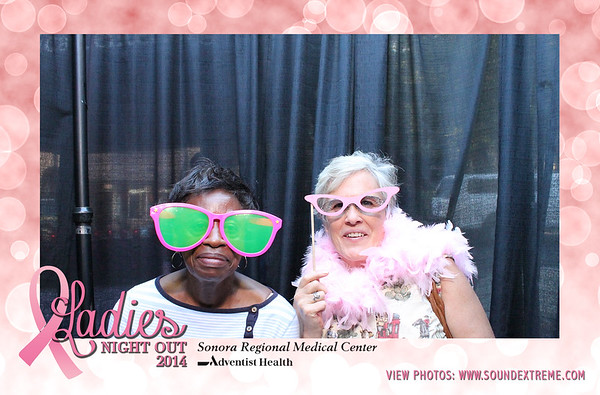 Ladies Night Out 2014