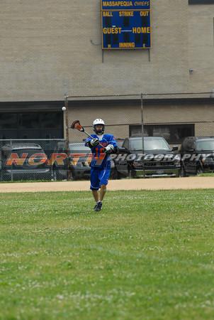 (Massapequa HS Fields) 2014 Town Teams- Boys Frankline Square Bulldogs vs Locust Valley Falcons