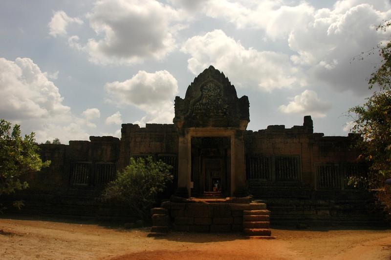 Banteay Samre Temple - Angkor, Cambodia