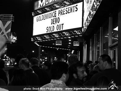 DEVO - at The Fonda Theater - Hollywood, CA - November 4, 2009