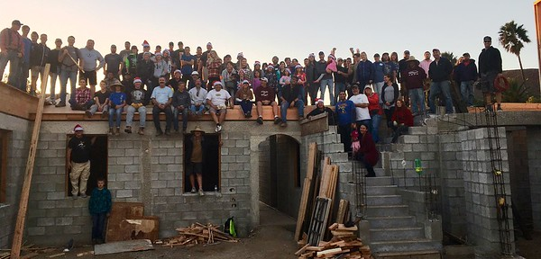 2016 All Hands on Deck/Operation Christmas Trip