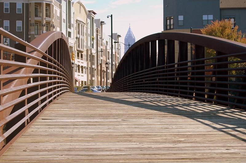 atlantic station bridge
