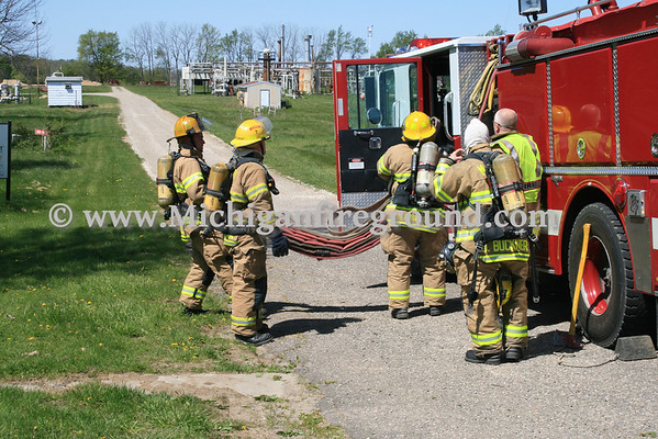 4/24/12 - Mason smoke investigation, 3505 Barnes Rd