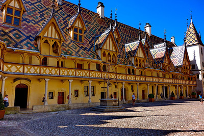 Beaune:  Wine Capital of Burgundy in the Côte d'Or