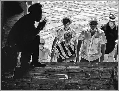Siena black and white (2015-2018)