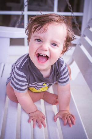 Finn Oliver - 14 Months