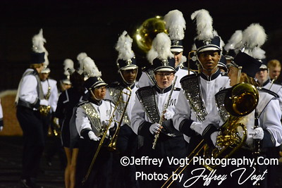 09-25-2015 Magruder HS Marching Band, Photos by Jeffrey Vogt Photography