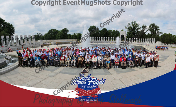 2013.05.23 Ocala Honor Flight to DC