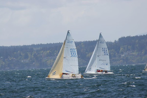 Saturday Melges pictures