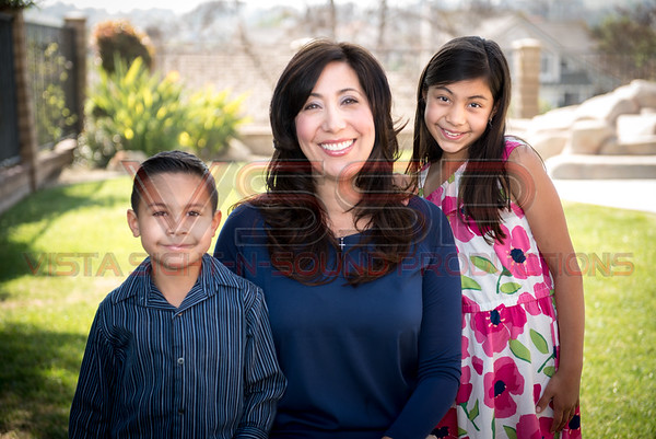 Lopez Family Portraits