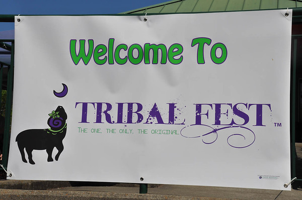 Tribal Fest 12 - May 2012