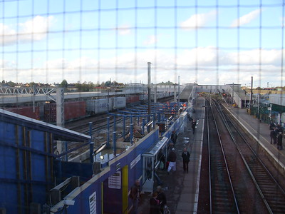 Peterborough Station 2013