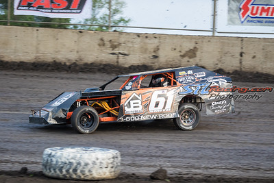 UMP DIRTcar Modifieds - Jacob Dearing Photos