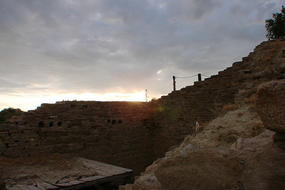 New Mexico Aztec National Monument, Salmon Ruins