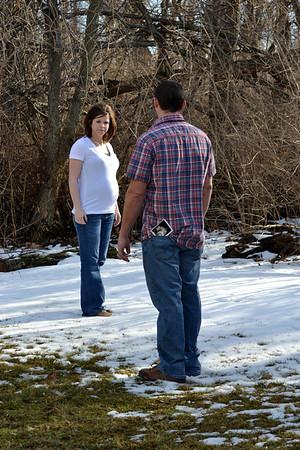 2013-02 Darci & Adam Maternity Photos