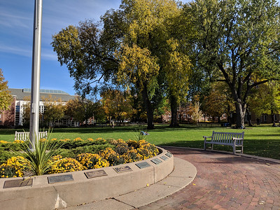 2018 Oct - Macalester Visit