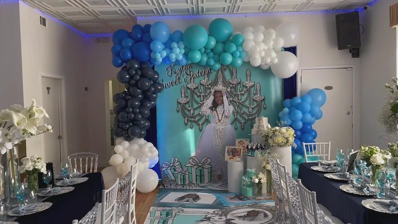 KYLAH'S SWEET 16 BIRTHDAY PARTY