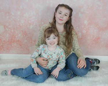 Hailey & Millie
