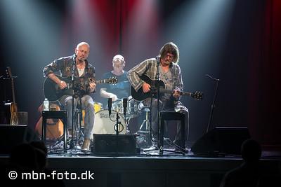 Johnny Madsen, Knud Møller & Henrik From 27/10 2016