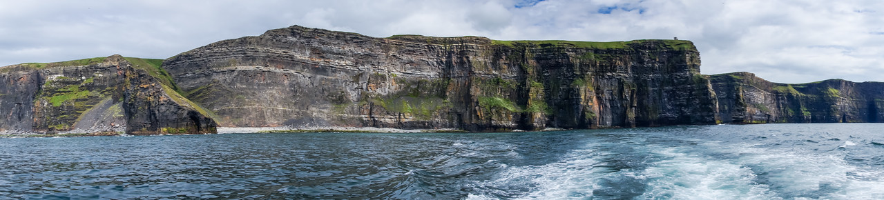 Cliffs of Moher boat ride