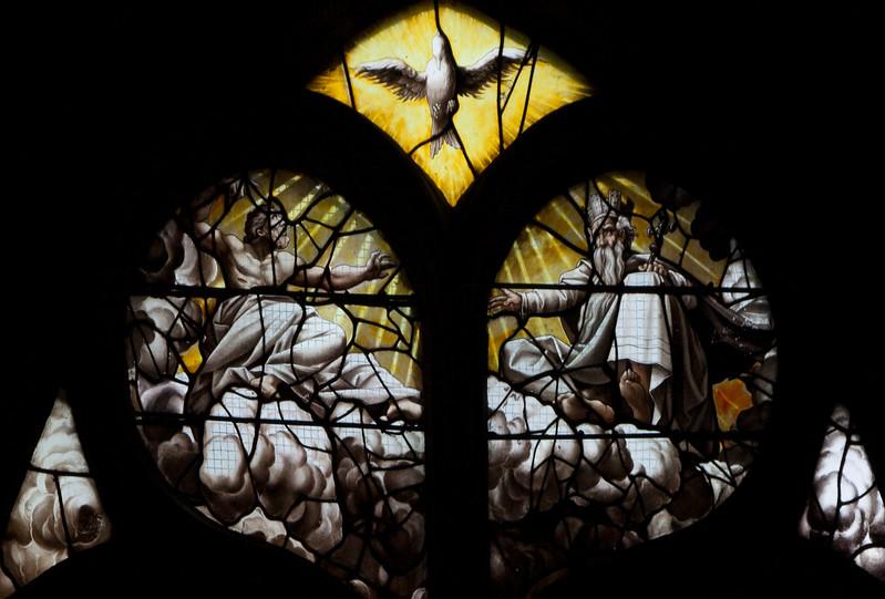 Gisors, Saint-Gervais-Saint-Protais Church The Trinity