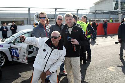 Rougue Motorsport, Silverstone 24H, April 2016