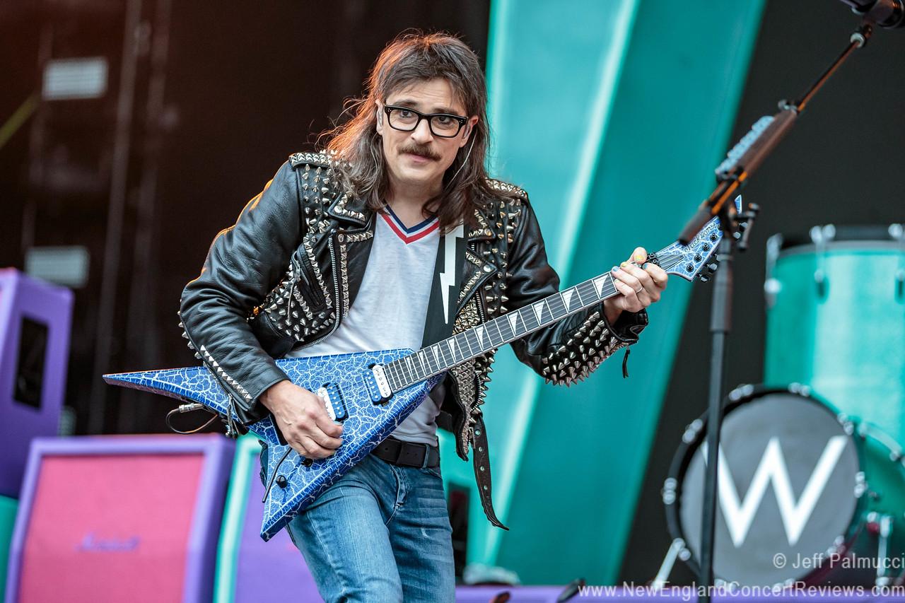 Weezer at Fenway Park - Boston, MA