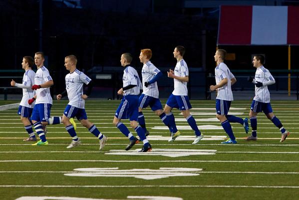 BHS Soccer v Inglemoor