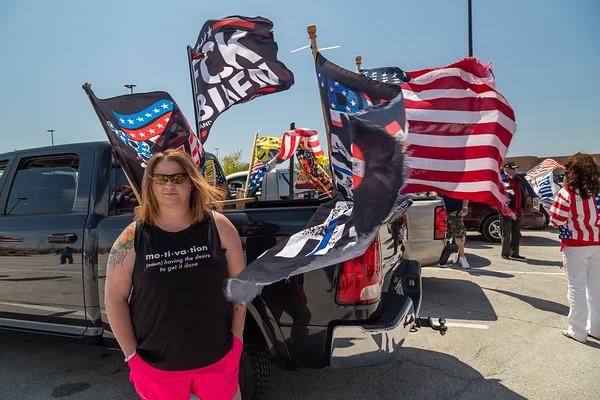 Protest Against Hammond Indiana Mayor - May 1st, 2021