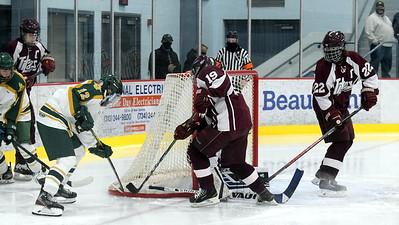 HS Sports - Southgate United vs. Ann Arbor Huron Hockey 21