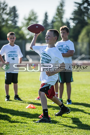 2014 JUNIOR WOLFPACK FOOTBALL CAMP