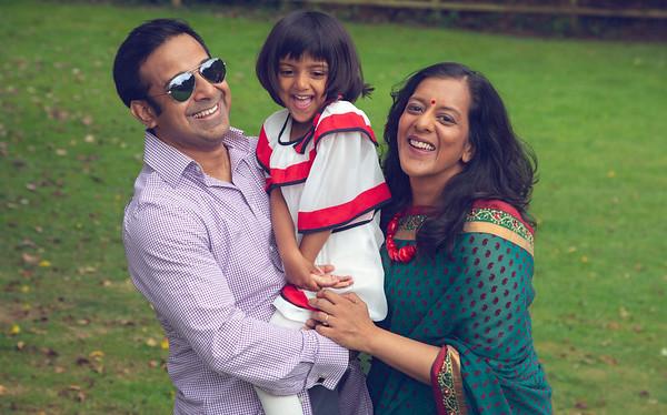Banerjee family