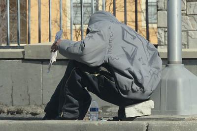 Homeless_Street life
