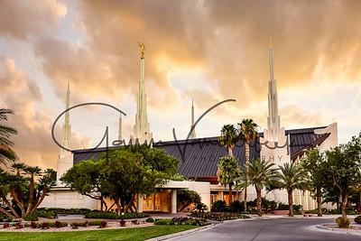 Las Vegas Nevada LDS Temple