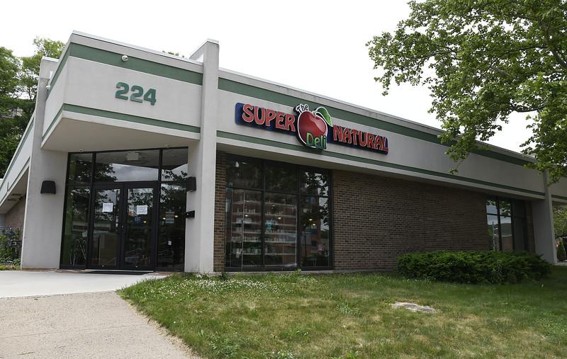 6/15/2018 Mike Orazzi   Staff Super Natural Market is closed.