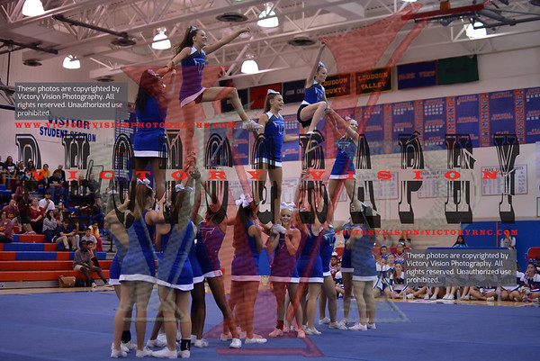 Cheerleading Competition 9.28.16 Park View High School