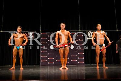 Men's Juniors Bodybuilding