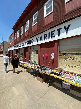 Lansing Horsfall Variety Store