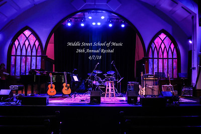 Middle Street School of Music  2018 Recital 4/7/18