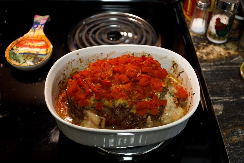 Jenn's Meatloaf - November 2011