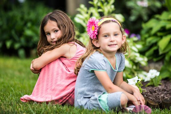 Chloe & Maya