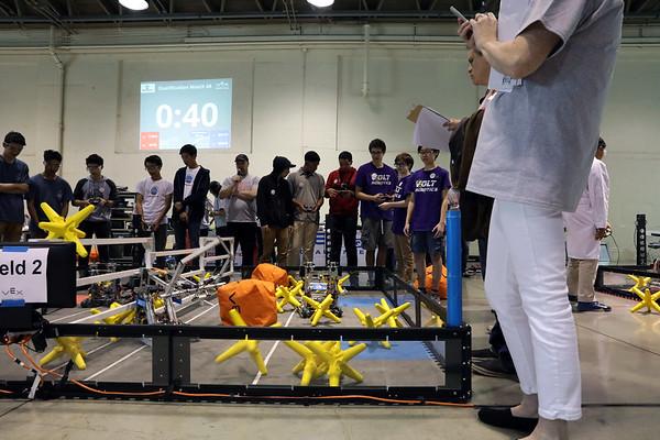 VOLT Robotics in CA State Cup 03.11.17