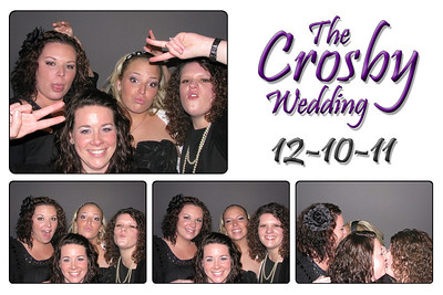 Crosby Wedding Photo Booth in Fairbault, MN