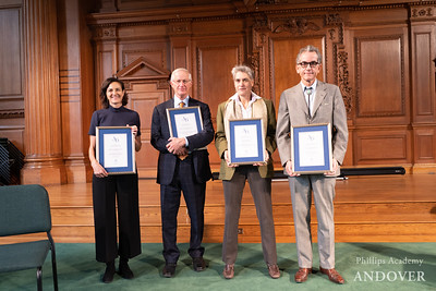 2019 Andover Alumni Award of Distinction