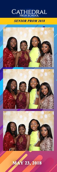 Cathedral Prom 2018