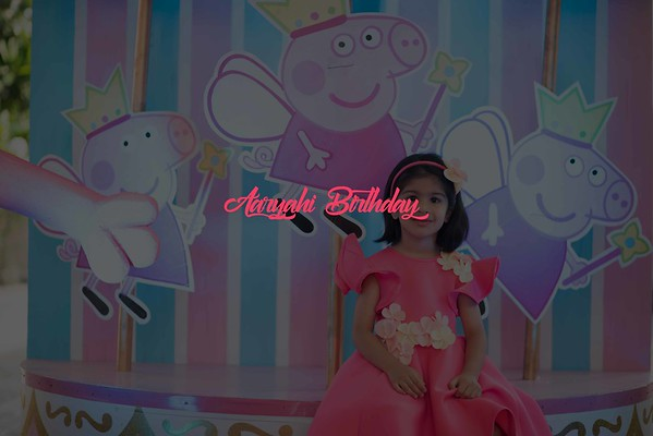Aaryahi Birthday 2017