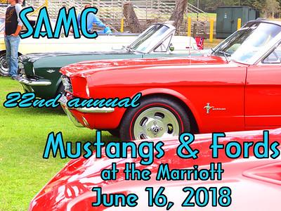 SAMC Mustangs & Fords 2018